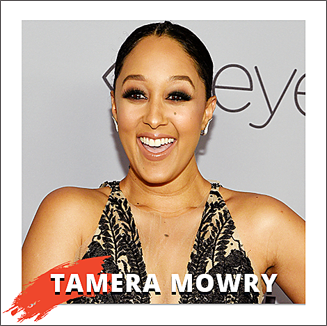 Celebrity Sightings - Tamera Mowry - Gabriel & Co.